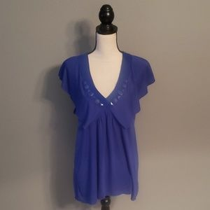 Daisy Fuentes Top Size Large
